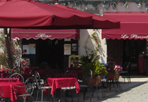 Bar la Piazzetta, location del film benvenuti al sud